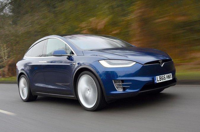 2017 Tesla Model X: exclusive reader test team preview, plus test drives