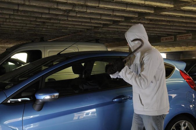 Keep your car from getting stolen