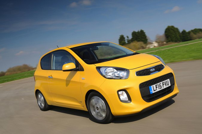 2015 Kia Picanto facelift to cost from 8345