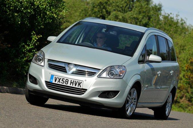 Used cars of the week: 6k Vauxhall Zafiras