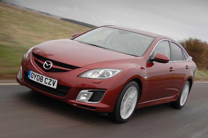 Mazda 6 Hatchback (07 - 12)