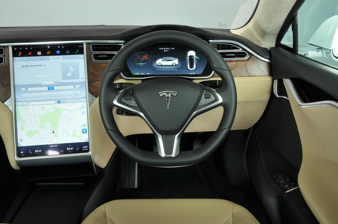 Usato Tesla Model S 14-presente