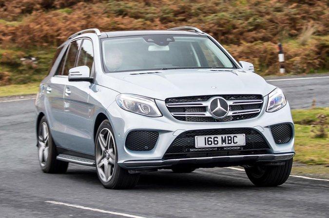 Used Mercedes GLE (15-present)