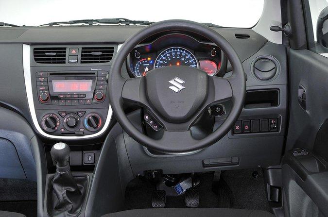 Used Suzuki Celerio 16-present