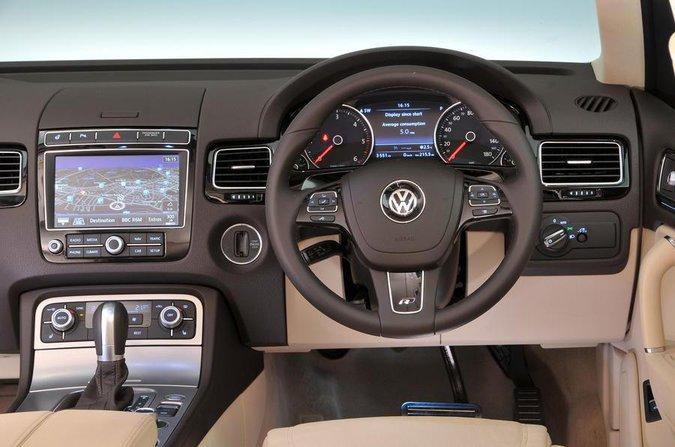 İkinci el Volkswagen Touareg 10-18