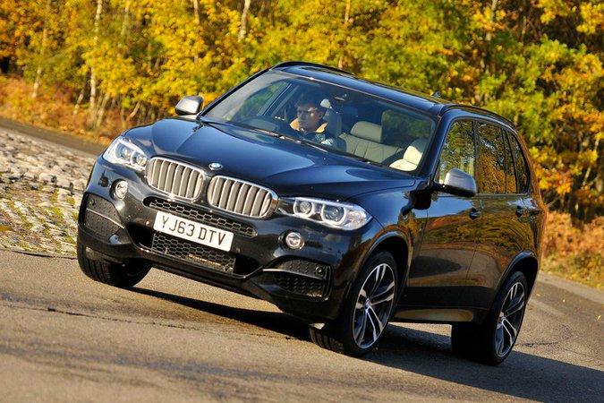 Kullanılmış BMW X5 13-günümüz
