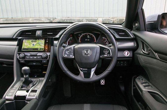 Honda Civic 17-presente usado
