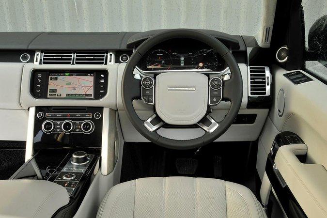 Kullanılmış Range Rover 13-günümüz