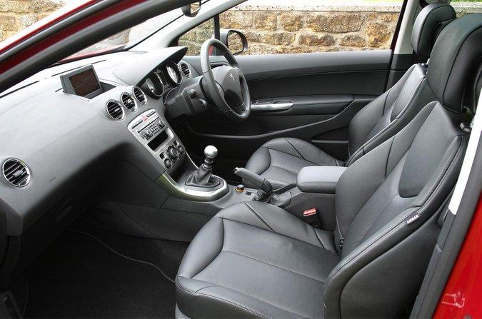 Peugeot 308 interior