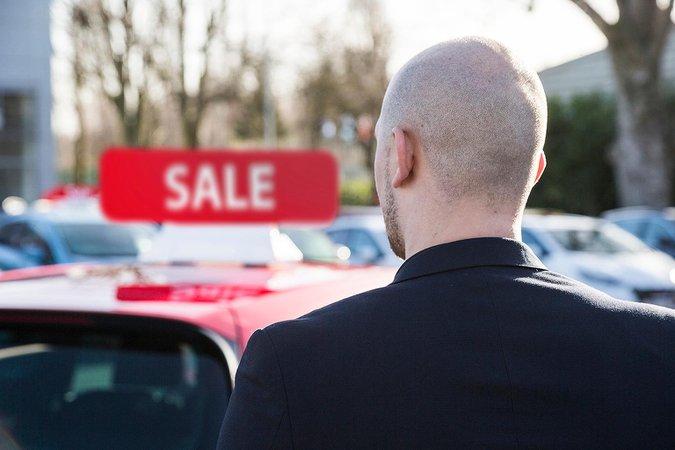 Confessions of a car salesman