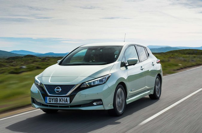 Nissan Leaf long-term