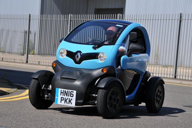 Used Renault Twizy 2012-present