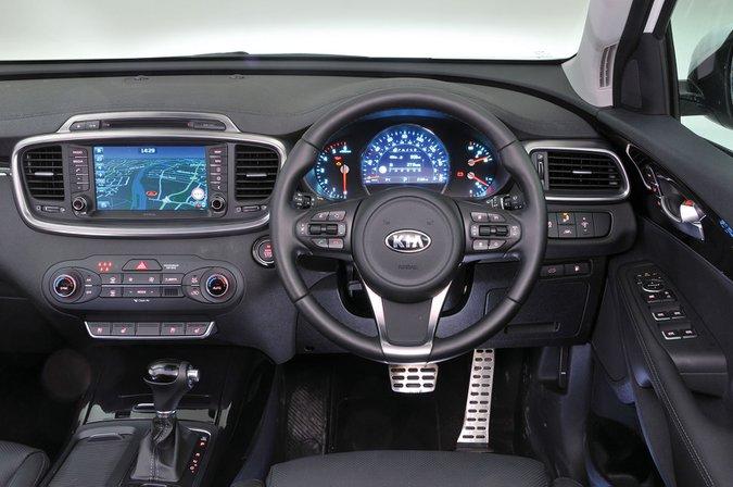 Test usato: Ford Edge vs Kia Sorento