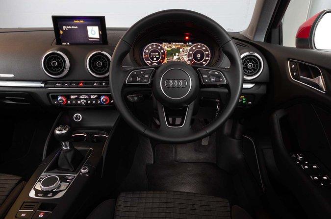 Usado Audi A3 (13-presente) interior de revisão de teste de longo prazo