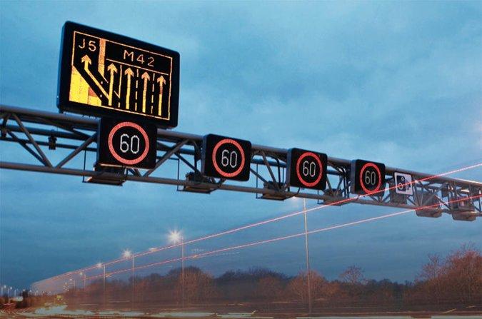 8: Obey speed limits