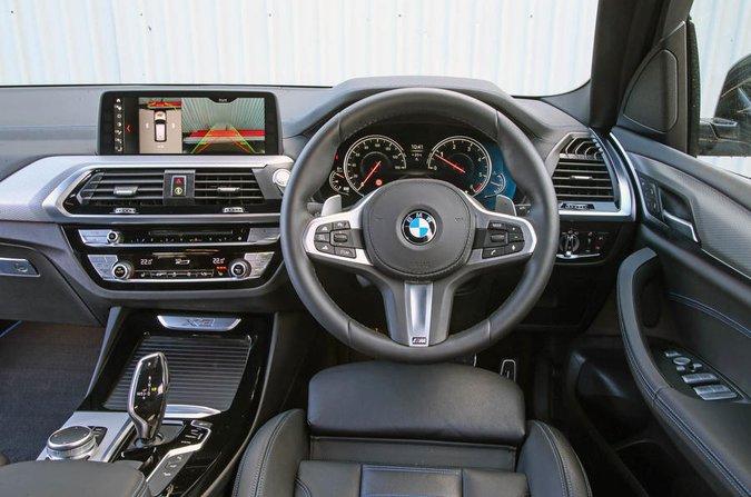 2018 BMW X3 xDrive20d xLine - interior