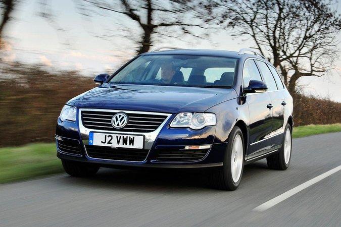 7: Volkswagen Passat diesel (2005 – 2015)