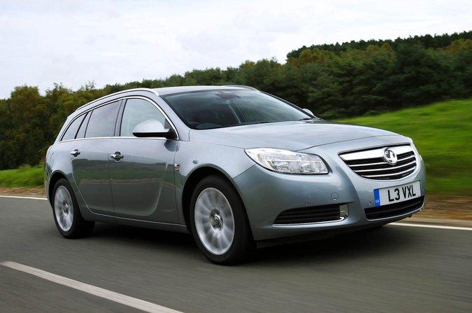 5: Vauxhall Insignia (2008 – 2017)