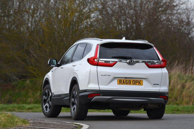 Honda CR-V posteriore
