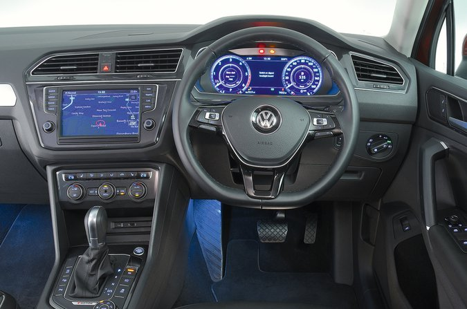 Used test: Seat Ateca vs Volkswagen Tiguan