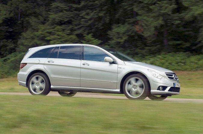 Mercedes-Benz R63 L AMG