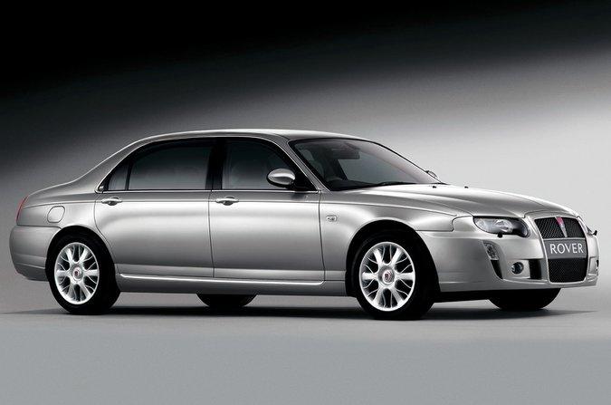 Rover 75 Limousine