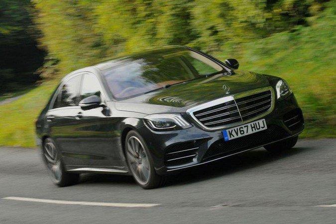 Mercedes-Benz S-Class S560e