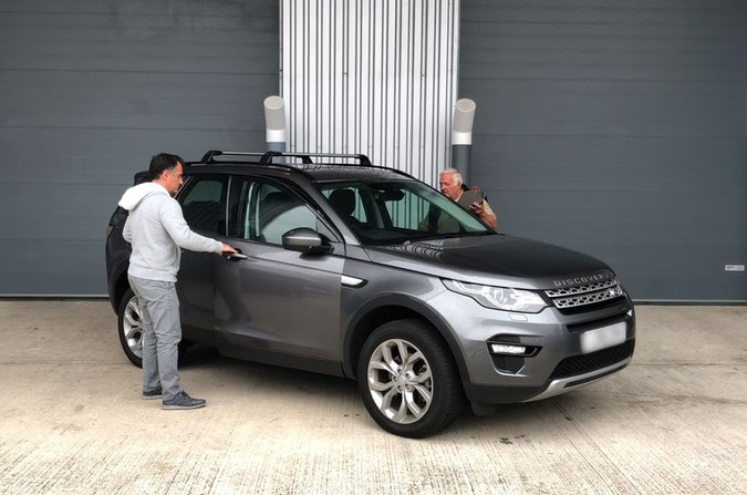 Land Rover Discovery Sport TD4 180 HSE (2018 model)