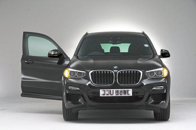 BMW X3 XDrive20i M Sport (2018 model)