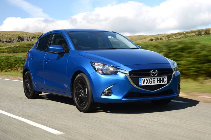 Mazda 2 1.5 75 SE+