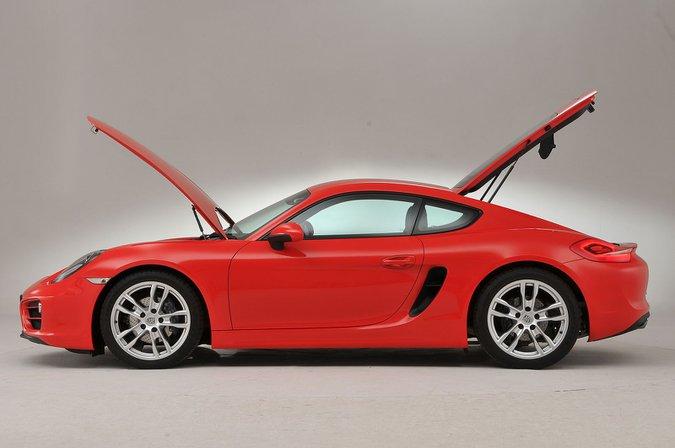 Porsche Cayman (2013-2016)