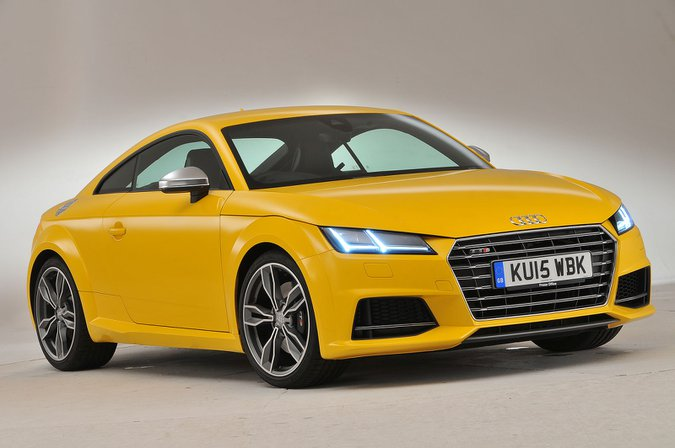 Audi TT (2014-present)
