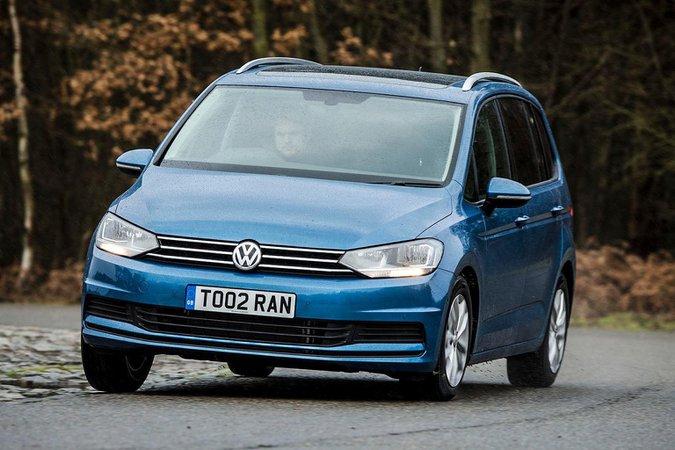 Volkswagen Touran 1.5 TSI Evo SE