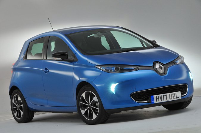 Renault Zoe (2013-present)