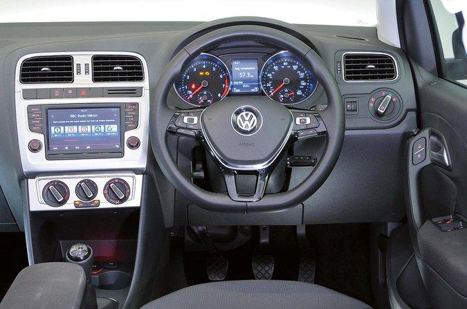 Volkswagen Polo - iç