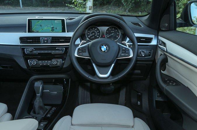 BMW X1 - interior