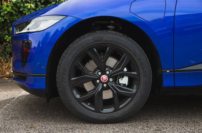 Jaguar I-Pace alloy wheels