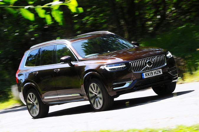 Volvo XC90 2021 review