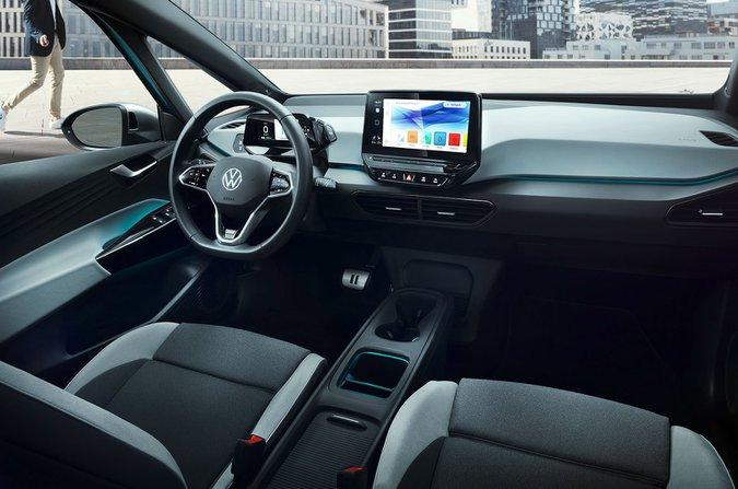 Volkswagen ID 3: interior