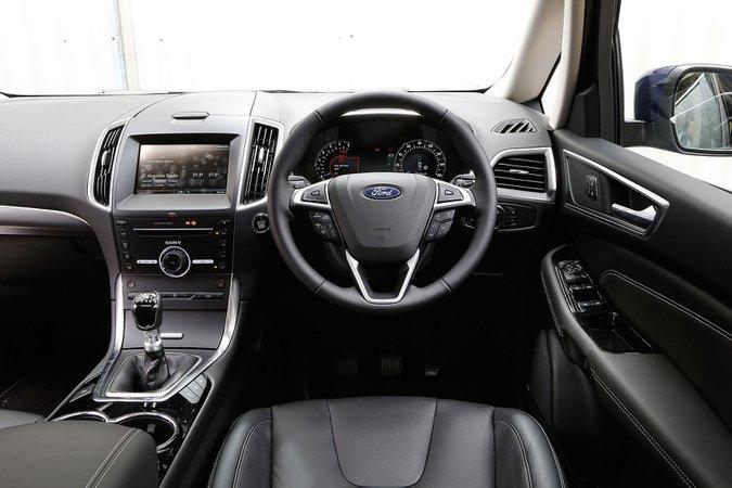Ford S-MAX ST-Line 2.0 EcoBlue 190PS - interior