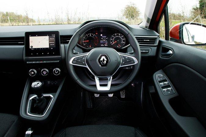 Renault Clio R.S. Line TCe 100 - interior