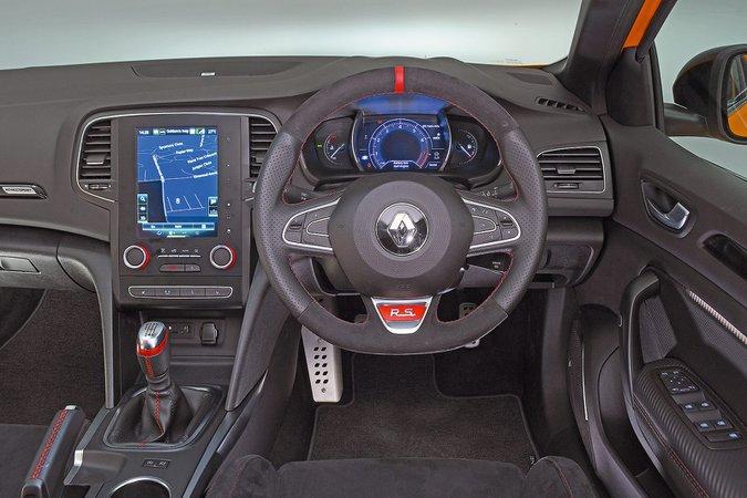 Renault: MEGANE R.S. 1.8 280 5dr - interior