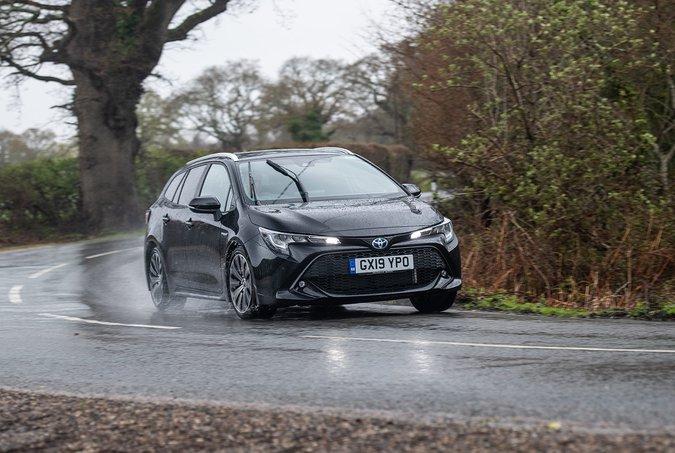 Toyota Corolla Touring Sport Hybrid Design 1.8 VVT-i