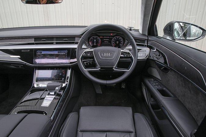 Audi A8 Saloon Sport 50 TDI quattro - interior