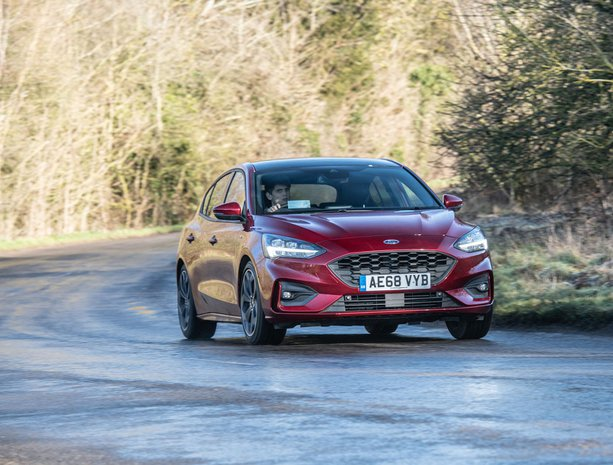 Ford Focus ST-Line 1.0 EcoBoost 125PS