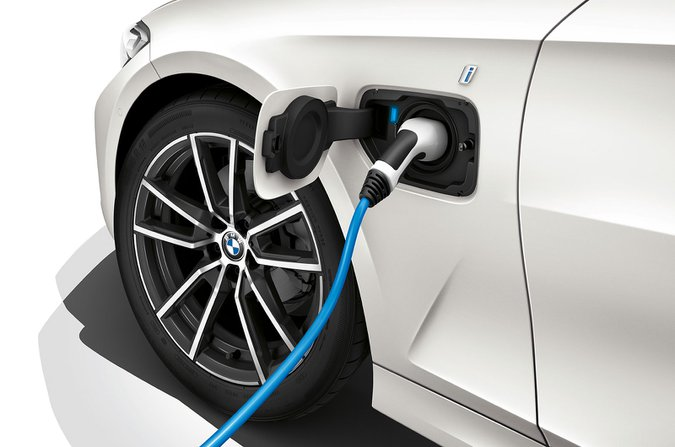 BMW charging cable