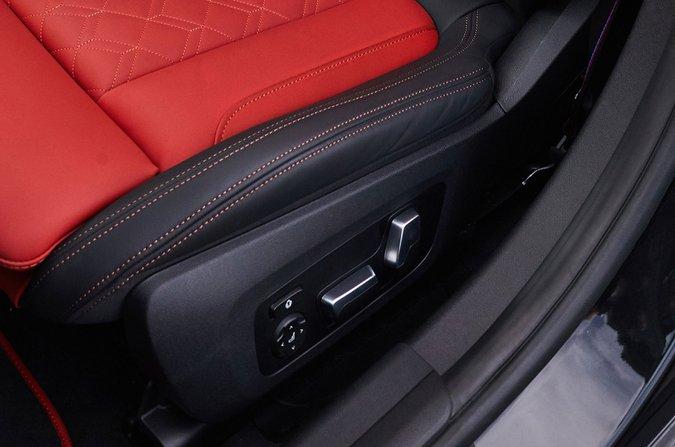 BMW lumbar support