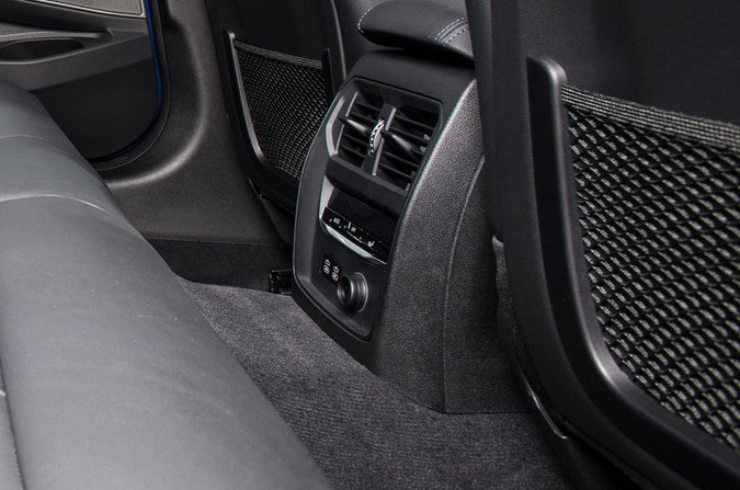 BMW extended storage pack