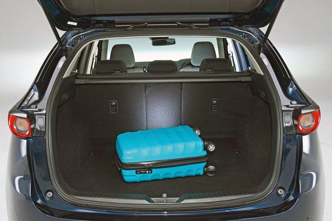Mazda CX-5 boot