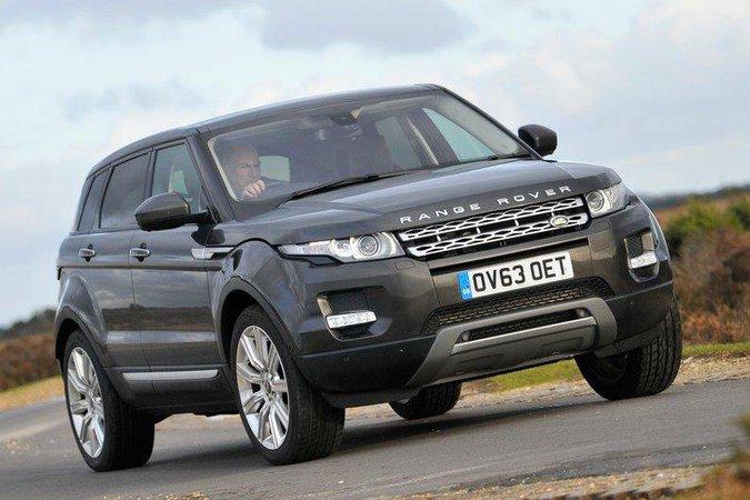 Range Rover Evoque (2011-2019) front three quarters